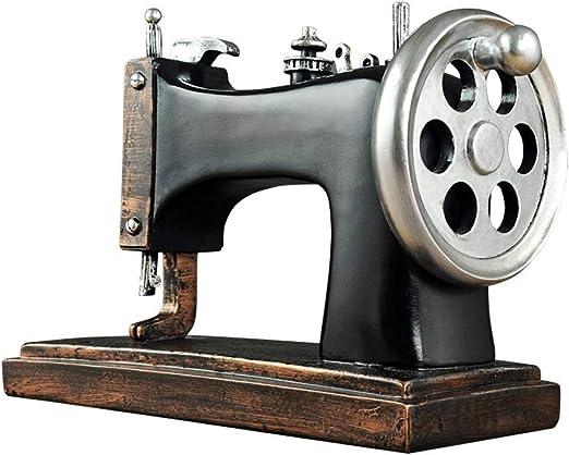 GWFVA Máquina de Coser Creativa Modelo Escultura Manualidades ...