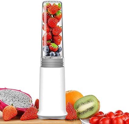 YHDQ Licuadora de Frutas y Verduras Mini licuadora de Jugo de la ...