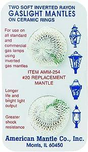 American Mantle 2007 254 Soft Inverted Mantle