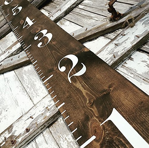 Wooden Growth Chart | Growth Chart | Farmhouse Decor | Farmhouse Style | Rustic Home Decor | Nursery Decor | Woodland Nursery | Rustic Home Decor