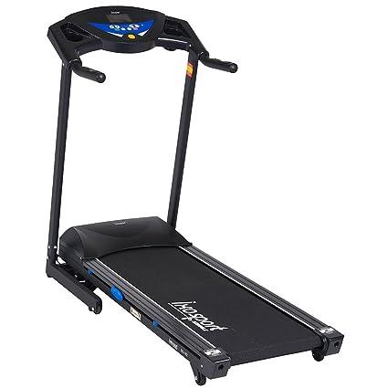 IXO-762 cinta de correr de CARE | Velocidad 16km/h | 12 programas ...