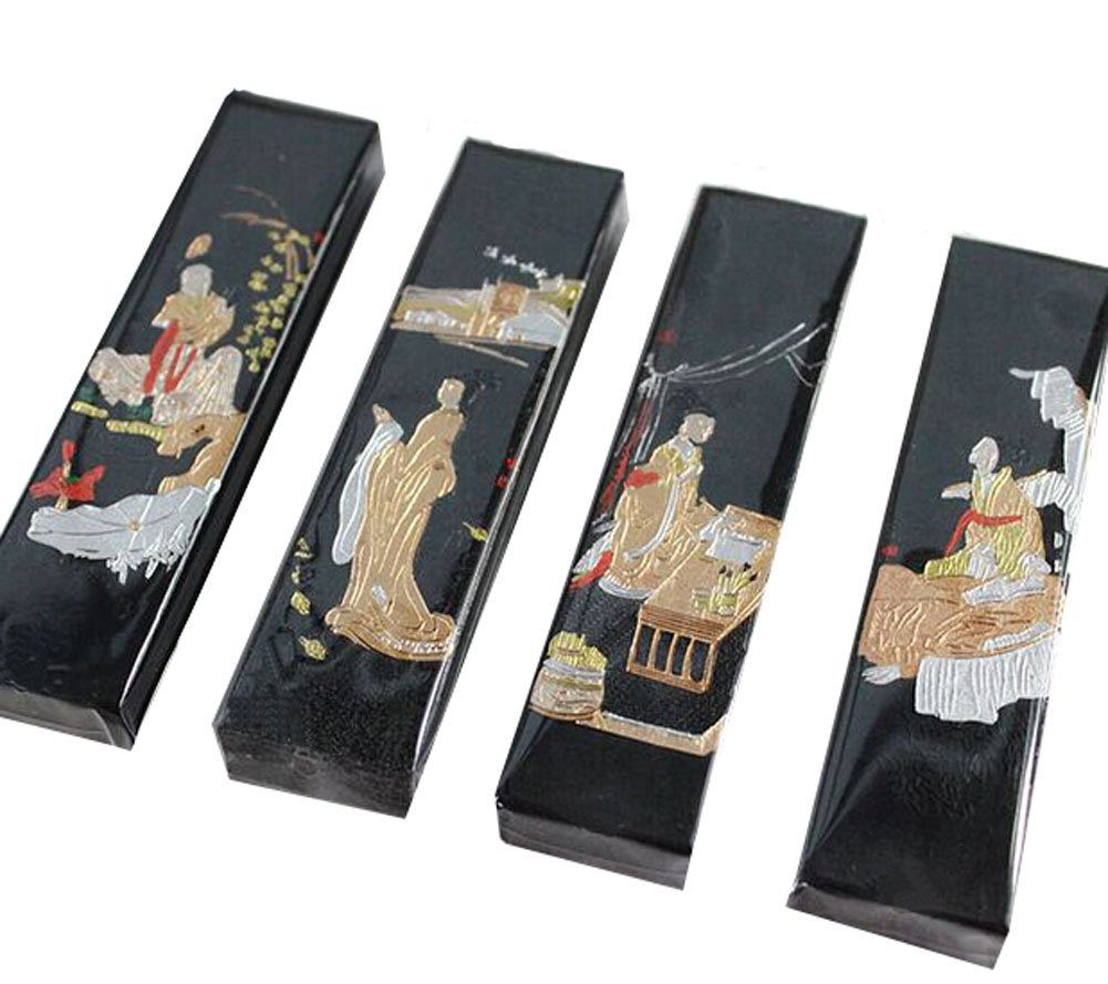 Four Pieces Of Ink Block Exquisite Gift Box Packaging£¨The Portrait Of Lady£