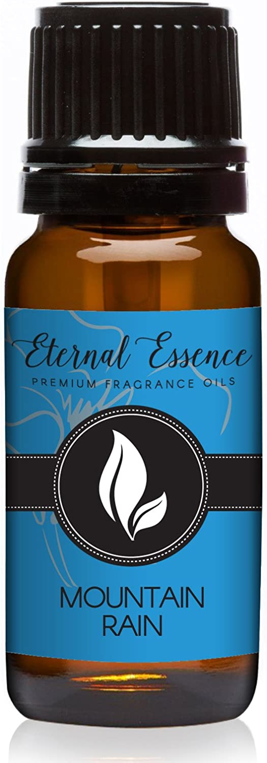 Eternal Essence Oils Mountain Rain Premium Grade Fragrance Oil - 10ml - Scented Oil