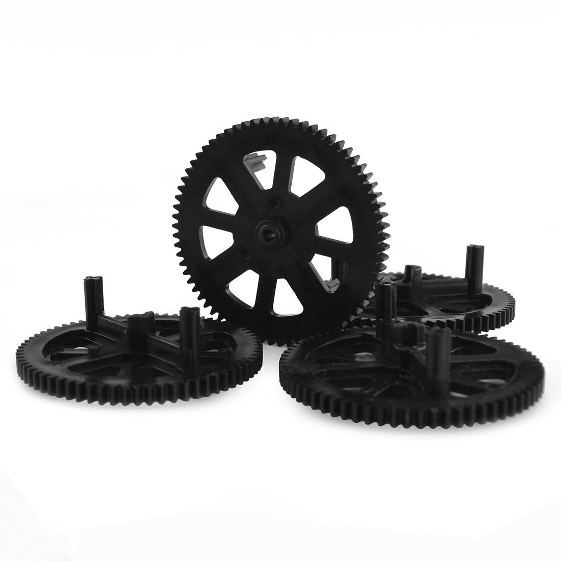 Black Parrot AR Drone 2.0 /& Power Edition Replacement Motor Gears and Shaft Repair Parts Kit Upgrade Gears