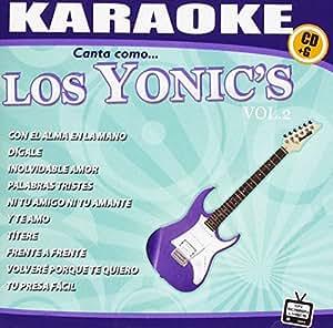 Karaoke Canta Como Los Yonics