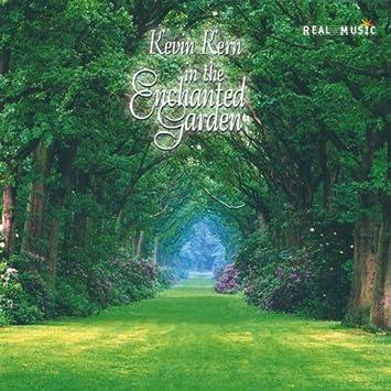 in the enchanted garden - Enchanted Garden