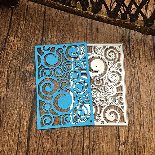Die cuts Metal Cutting Dies Stencils for DIY Scrapbooking Photo Album Paper Card Gift Home Garden Kitchen Arts Crafts Scrapbooking Cutting Dies