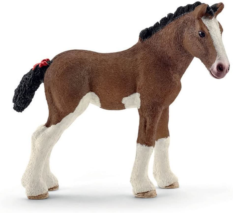 3 Figures CLYDESDALE HORSE FAMILY 13808 13809 13810 SCHLEICH Horse Club