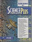 SciencePlus Teaching Resource, Holt, Rinehart and Winston Staff, 0030956935