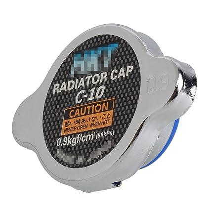 Small Version Water Tank Covers Radiator Cap Design Engrave 0.9 Universal