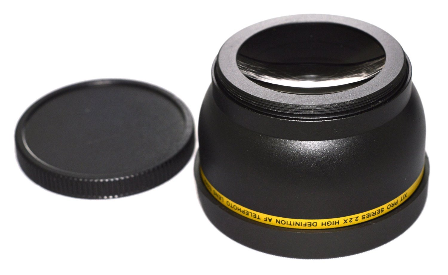 58mm High Definition Telephoto Lens for Sigma 70-300mm F4-5.6 DG Macro 2.2x Ultra High Power Telephoto Converter, 58 mm Telephoto Lens, 58mm Lens