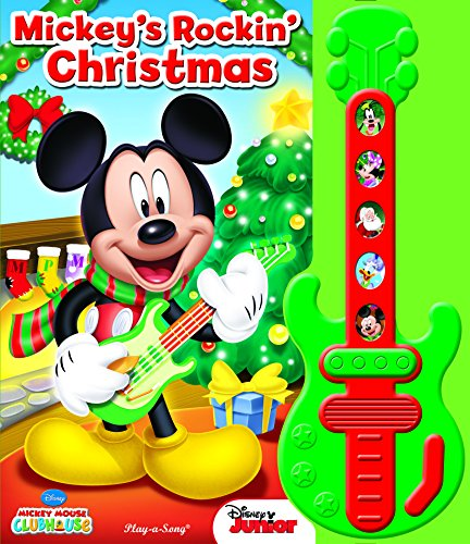 Disney® Junior Mickey Mouse Clubhouse Mickey's Rockin' Christmas (House Son Guitar)