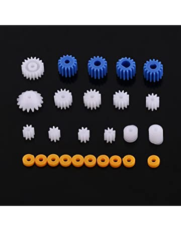 101.5A// 102A 0.3M Copper Gear 10 Teeth Hole 1.5mm// 2mm Tight Fitting Small Module Pinions 10pcs//lot Hole Diameter : 1.5mm Tight, Number of Teeth : 10 Teeth F-Jiujin-cl