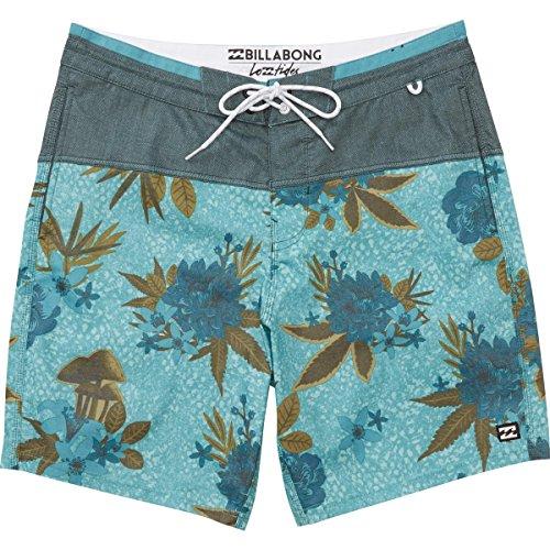Billabong Floral Boardshorts - 1