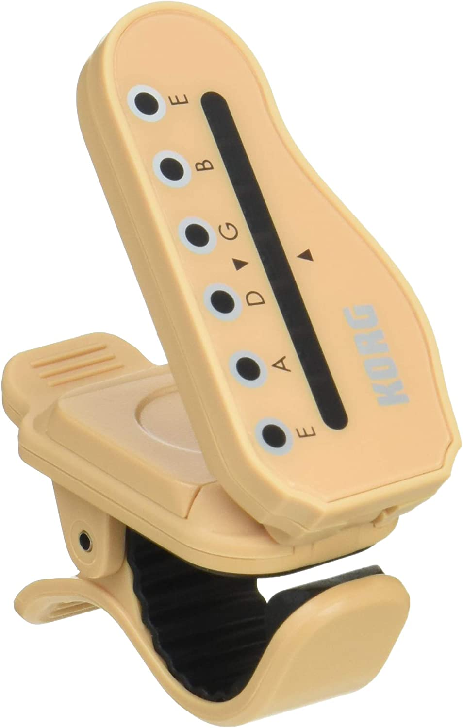 Korg HT-G1 In-Line Tuners Style Headtune Clip On Tuner for Guitar