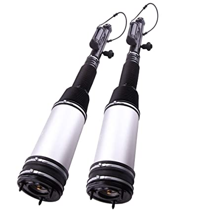 Maxpeedingrods Rear Air Suspension Shock Spring Struts For Mercedes Benz S Class W220 S430 S500 S600 S55amg 2203205013