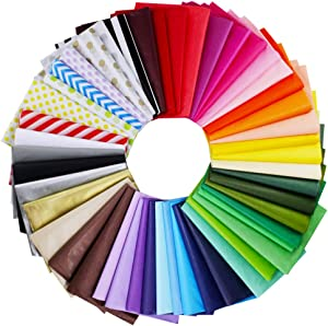 """Winlyn 240 Sheets 48 Multicolor Tissue Paper Bulk Gift Wrapping Tissue Paper Decorative Art Rainbow Tissue Paper 20"""" x 28"""" for Art Craft Floral Birthday Party Festival Tissue Paper Pom Pom"""
