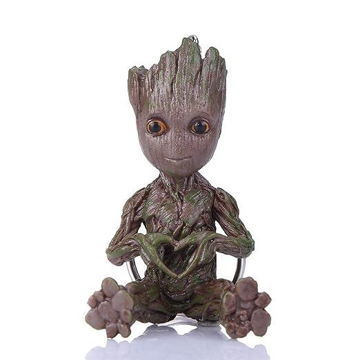 Starriver Baby Groot Llavero -- Guardianes de la Galaxia ...
