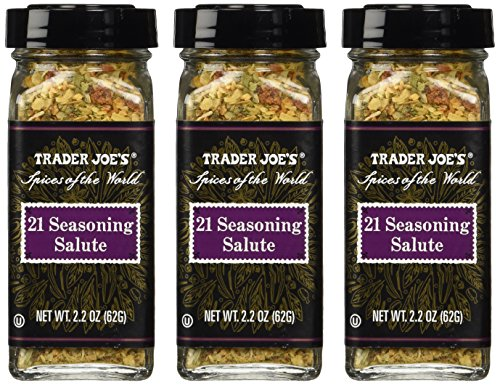 Trader Joes Seasoning Salute 2 2oz