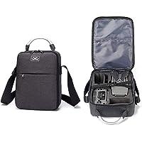DJI Mavic 2 Case, Esimen Shoulder Protective Hard Case Cover Bag Backpack for DJI Mavic 2 Pro/Zoom Portable Quadcopter Drone, Remote Controller, Batteries and Accessories (Black)