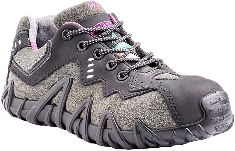 latest design sells detailed images Amazon.com | Terra Women's Spider Lace Up CSA Safety Sneaker ...