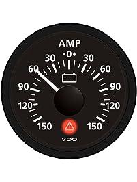 VDO A2C53210957-S Ammeter Gauge
