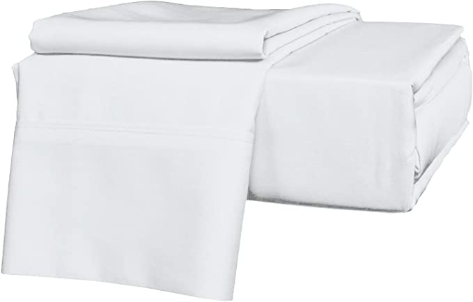"""600TC FITTED SHEET 100/% EGYPTIAN COTTON TOP HOTEL QUALITY 16/""""40CM  EXTRA DEEP"""