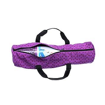 eizur Portable Yoga - Bolsa Microfibra Yoga esterillas de ...