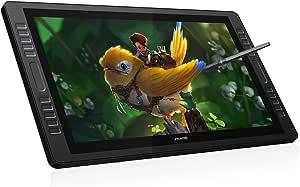 HUION Kamvas GT-221 Pro V2.0 Graphics Drawing Monitor, Black (HU-GT221ProV2)