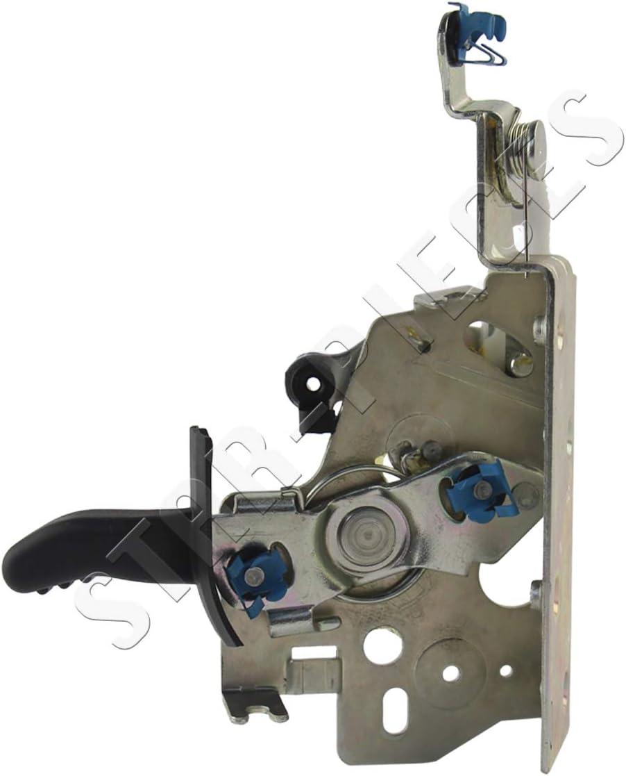 Mecanismo de cerradura de platino para puerta abatible trasera ...