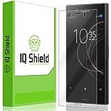 IQ Shield Screen Protector Compatible with Sony Xperia XZ1 Compact LiquidSkin Anti-Bubble Clear Film