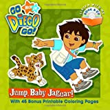 Jump, Baby Jaguar!, Golden Books, 0375842969