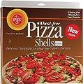 "Ener-G Rice Pizza Shells 10"", 14.7 oz"