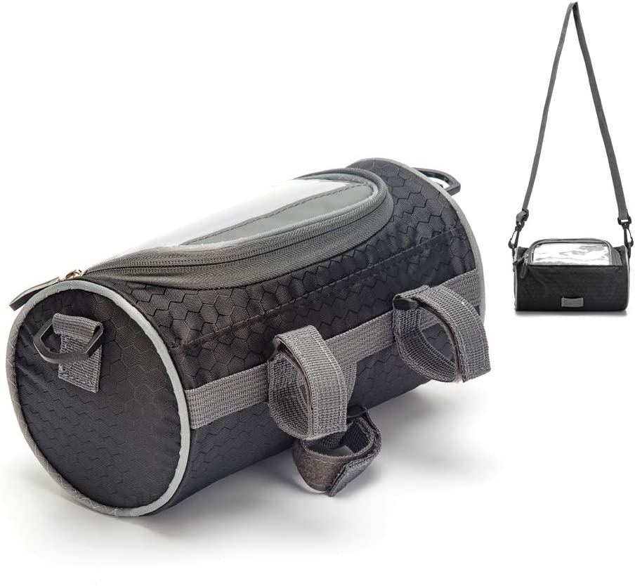 Convenient Waterproof Bicycle MTB Road Bike Cycling Carry Wheel Bag Strap Y2M3