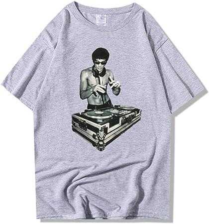 Sportswear-MZ Camisa de Hombre Japonesa de Calle con ...