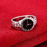 Cutesmile Fashion Jewelry 925 Sterling Silver Dial