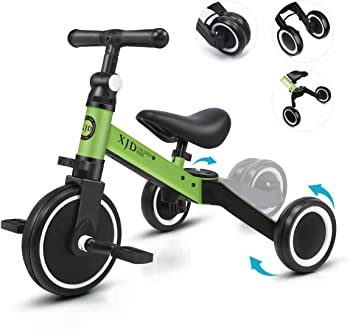 XJD 3 in 1 Kids Tricycle