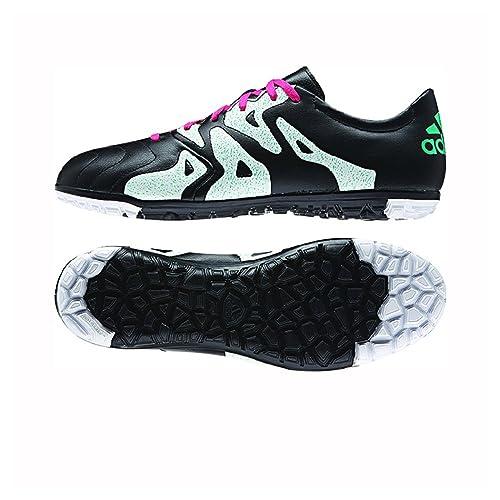 05692b63d672ca adidas x 15.3 Tf Shoes - Nero/Shock Menta/Shock Pink - Uomo - 7.5:  Amazon.it: Scarpe e borse