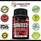 ZuluTEST-Warrior-Herbal-100-Natural-Men-Testosterone-Supplement-Testosterone-Booster-to-Enhance-Libido-Mood-Renew-Youthful-Energy-Strength-Accelerate-Muscle-Growth-Burn-Fat-6-9-Week-Supply