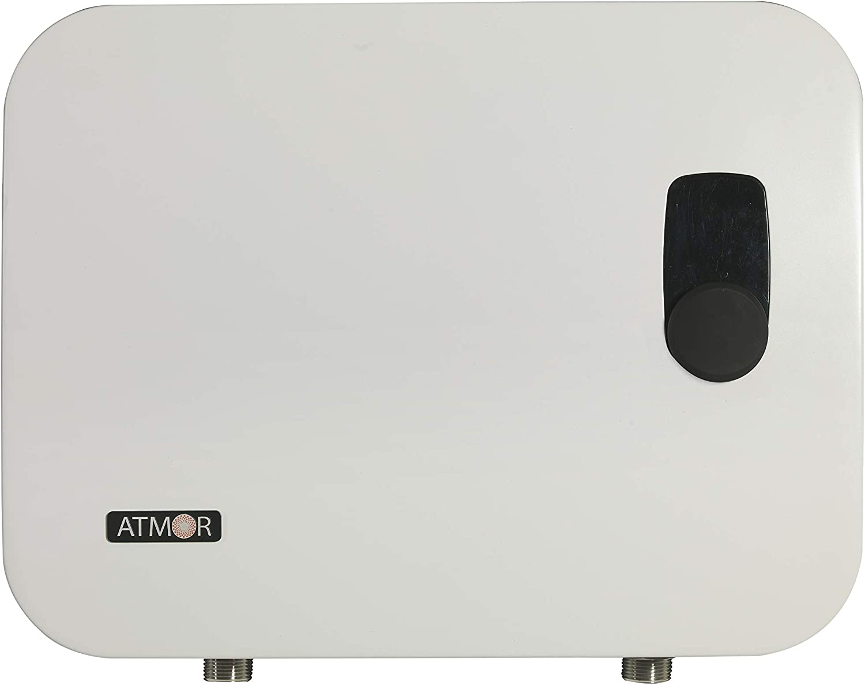 Atmor Digital Tankless Water Heater, 24KW/240V