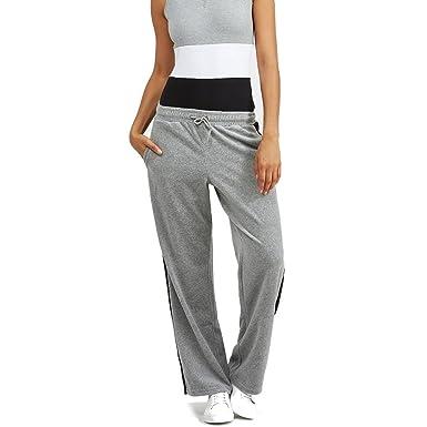 13717c5d65da8 Fila Women's Bonnie Velour Pants at Amazon Women's Clothing store: