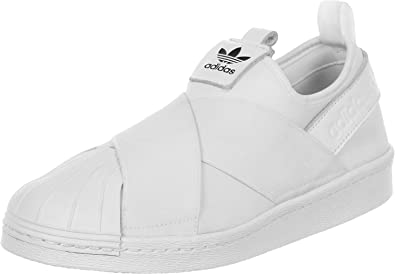 Weiß Slip Sneaker Adidas On Superstar Damen FKJT1cl