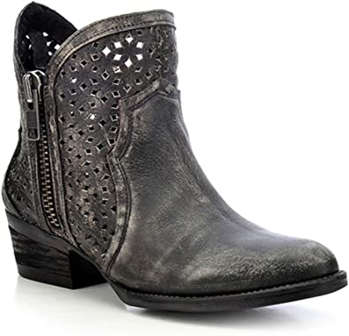 CORRAL Women's Circle G Ankle Boot