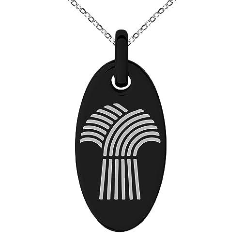 Amazon Tioneer Black Stainless Steel Demeter Greek Goddess Of