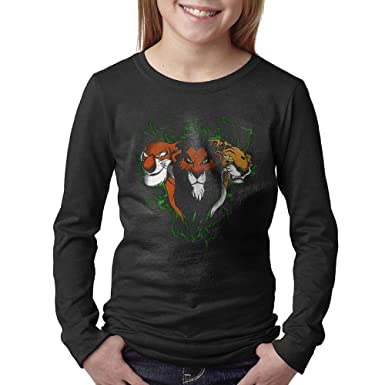 Ggg Teenagers Boys / Girls Camisetas La Colmena Long Sleeve Tshirt