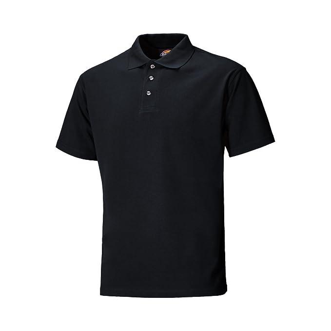cd3e18c7d302ae DICKIES Polo-Shirt - schwarz