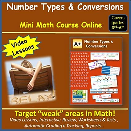Amazon.com: Learn about Number Types and Conversions (covers 3rd ...