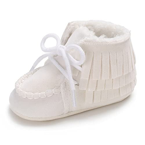 Amazoncom Meeshine Infant Baby Girl Boys Lace Up Sneakers Slip On