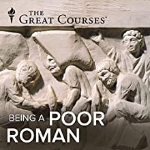 Being a Poor Roman Miscellaneous by Robert Garland Narrated by Robert Garland
