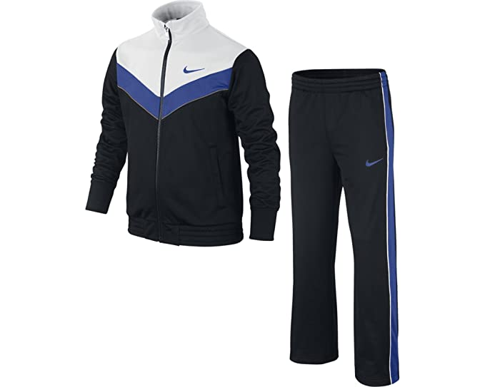 Nike T45 Victory T Warm Up YTH - Chándal para niños, Color Negro ...